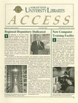 Wright State University Libraries Access Newsletter  Volume 5, Number 1, Winter 1995