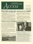Wright State University Libraries Access Newsletter December 1997