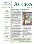 Wright State University Libraries Access Newsletter Summer 2004