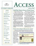 Wright State University Libraries Access Newsletter Summer 2005