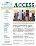 Wright State University Libraries Access Newsletter Fall 2005/Winter 2006