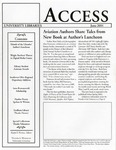 Wright State University Libraries Access Newsletter June 2001