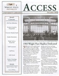 Wright State University Libraries Access Newsletter December 2001
