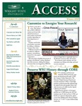 Wright State University Libraries Access Newsletter Winter 2009