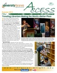 Wright State University Libraries Access Newsletter Summer 2012