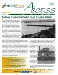 Wright State University Libraries Access Newsletter Winter 2013