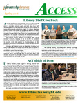 Wright State University Libraries Access Newsletter Spring 2016