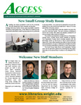Wright State University Libraries Access Newsletter Spring 2017 by Wright State University Libraries