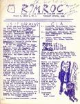 Wright State University Alternative Newspaper: Rimroc, Volume I, Issue I, No. 1, February 7, 1969 by Wright State University Student Body