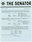 Wright State University Alternative Newspaper: The Senator, Volume 1, Number 6, October 16, 1968
