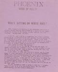 Wright State University Alternative Newspaper: Phoenix, Week of Feb. 24, 1969