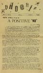 Wright State University Alternative Newspaper: Phoenix, Vol. II, No. 2, April 1969 by Wright State University Student Body