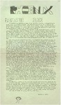 Wright State University Alternative Newspaper: Phoenix, Fantastic Farce by Wright State University Student Body