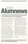 AlumNews, May 1978