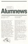 AlumNews, September 1979 by Alumni Association, Wright State University