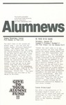 AlumNews, December 1979 by Alumni Association, Wright State University