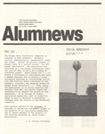AlumNews, June 1980 by Alumni Association, Wright State University
