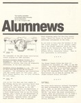 AlumNews, August 1980 by Alumni Association, Wright State University