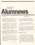 AlumNews, October 1980 by Alumni Association, Wright State University