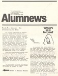 AlumNews, November 1980 by Alumni Association, Wright State University