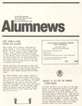 AlumNews, December 1980 by Alumni Association, Wright State University