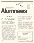 AlumNews, January 1981 by Alumni Association, Wright State University