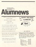 AlumNews, December 1981