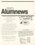 AlumNews, December 1981 by Alumni Association, Wright State University