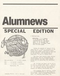 AlumNews, January 1982 by Alumni Association, Wright State University