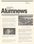 AlumNews, January/February 1983 by Alumni Association, Wright State University