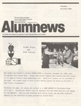 AlumNews, November/December 1983 by Alumni Association, Wright State University
