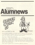 AlumNews, February/March 1984 by Alumni Association, Wright State University