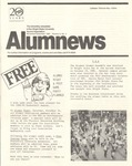 AlumNews, November/December 1984 by Alumni Association, Wright State University