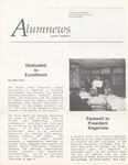 AlumNews, 1985 by Alumni Association, Wright State University