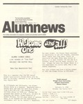 AlumNews, February/March 1985 by Alumni Association, Wright State University