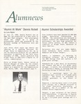 AlumNews, November/December 1985 by Alumni Association, Wright State University