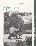 AlumNews, 1988 by Alumni Association, Wright State University