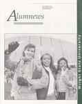 AlumNews, Fall 1989 by Alumni Association, Wright State University