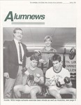 AlumNews, Spring 1990 by Alumni Association, Wright State University