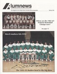 AlumNews, Spring 1993 by Alumni Association, Wright State University