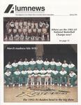 AlumNews, Spring 1993
