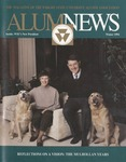 AlumNews, Winter 1994 by Alumni Association, Wright State University