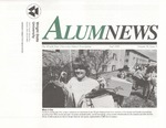 AlumNews, Fall 1995 by Alumni Association, Wright State University