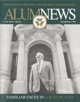 AlumNews, Spring/Summer 1995 by Alumni Association, Wright State University