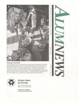 AlumNews, Spring 1996 by Alumni Association, Wright State University