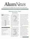 AlumNews, September 1998 by Alumni Association, Wright State University
