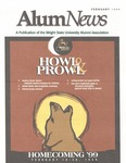 AlumNews, February 1999 by Alumni Association, Wright State University