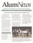 AlumNews, March 1999 by Alumni Association, Wright State University