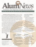 AlumNews, June 1999 by Alumni Association, Wright State University