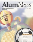 AlumNews, Fall 2002 by Alumni Association, Wright State University